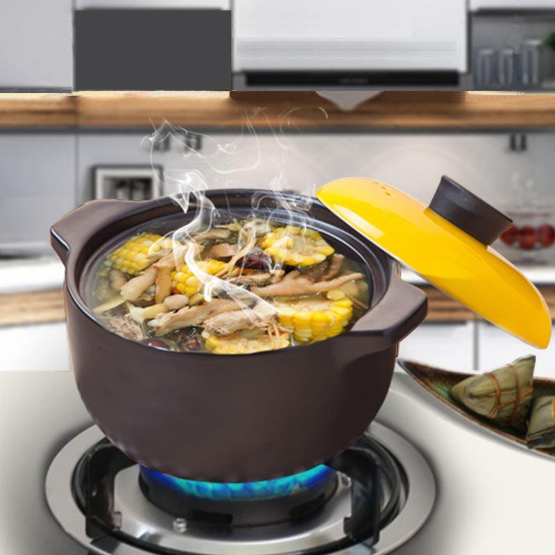家用耐高温陶瓷砂锅 1.5L