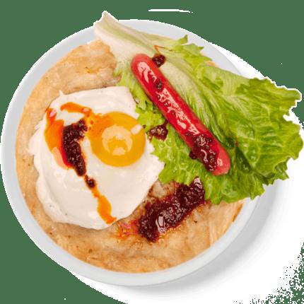 喜力虎台湾风味手抓饼20片
