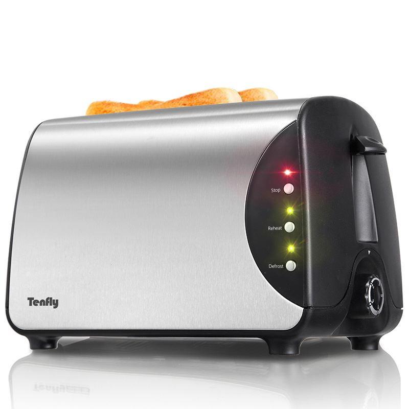 全自动迷你烤面包机