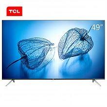 历史新低:TCL 49英寸 4K液晶电视