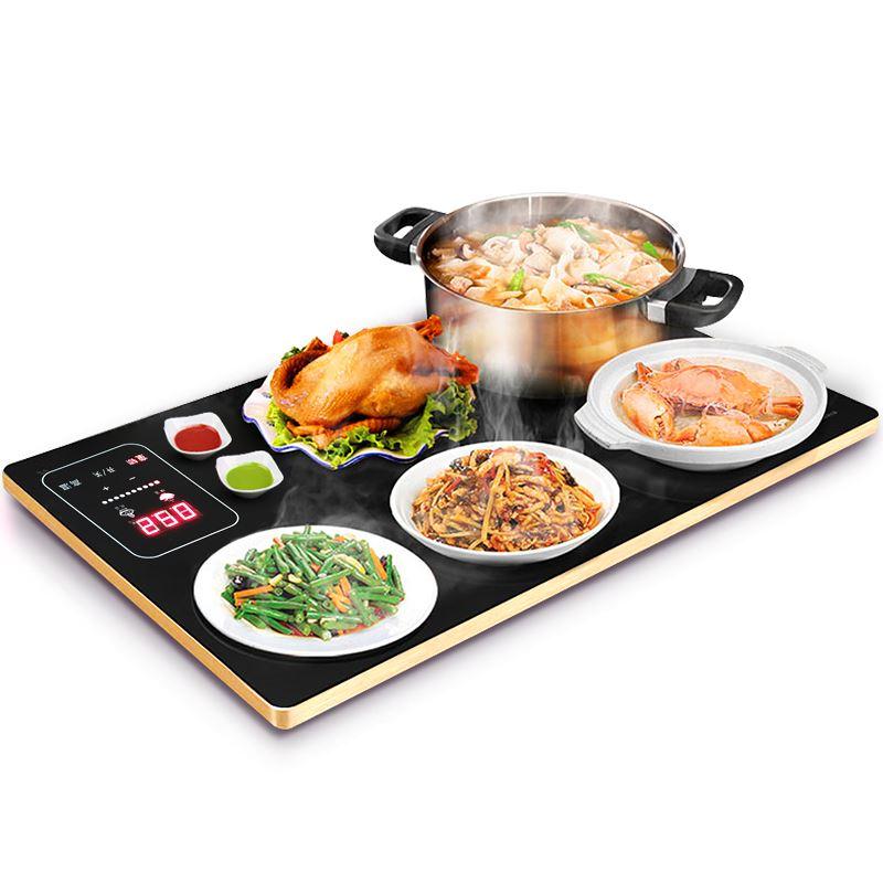 【顺庭】家用恒温热菜板保温桌