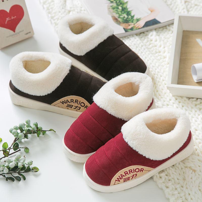 回力保暖包跟棉鞋情侣款
