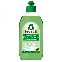 菲洛施(Frosch)浓缩柠檬进口洗洁精 300ml*2件