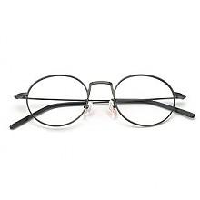 HAN HD49213 不锈钢光学眼镜架   1.56防蓝光非球面镜片