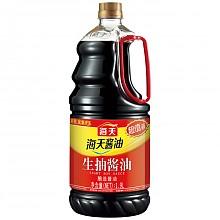 海天 生抽酱油非转基因黄豆酿造酱油1.9L