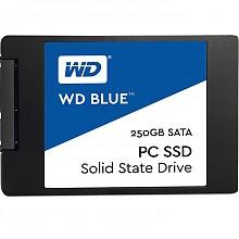 WD 西部数据 Blue系列 WDS250G1B0A 250G 固态硬盘