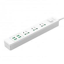 ORICO 奥睿科 小U众筹系列 20W多口USB充电插排