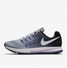 38码起:NIKE 耐克 AIR ZOOM PEGASUS 33 女子跑步鞋
