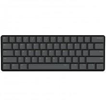 iKBC poker2 Type-C版 61键 机械键盘 黑轴/青轴/茶轴/红轴(黑白两色同价)