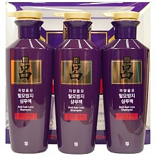 Ryo 吕 紫吕 防脱固发滋养洗发水 400ml*3瓶 凑单品