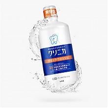 LION 狮王 CLINICA 酵素洁净 防护漱口水 450ml