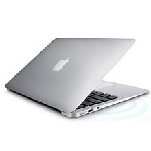 Apple 苹果 MacBook Air MJVE2ZP/A 13.3英寸笔记本电脑 港版 银色 8G内存