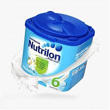 限PLUS会员:Nutrilon 诺优能 婴幼儿奶粉 6段  400g