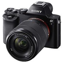 索尼(SONY) ILCE-7K 微单28-70mm镜头套机 廉价全画幅