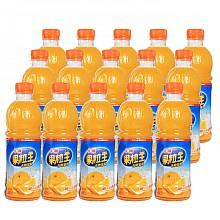 限地区:汇源果汁饮料 果粒王 橙汁饮料500mlx15瓶
