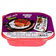 限地区:宏绿 梅菜扣肉口味 自热米饭 420g*5盒