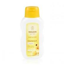 维蕾德(WELEDA) 有机金盏花婴儿护肤油 200ml 镇静消炎