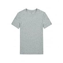 手慢即无!Calvin Klein Jeans 卡文克莱 男士针织T恤 灰色