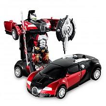 RONGJUN 荣骏 120 变形金刚1:32合金回力车 儿童益智玩具
