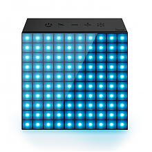 Divoom AuraBox 黑科技智能闹钟音箱 爱心图案