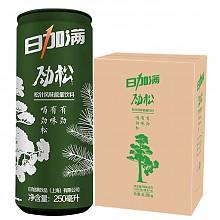 日加满 劲松松针风味 能量饮料 250ml*24瓶