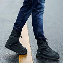 雨贝佳 便携式雨鞋套(多色可选)