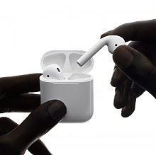 苹果(Apple) 亮黑色AirPods即将上市