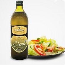 克莱门特特级初榨橄榄油1L*2瓶
