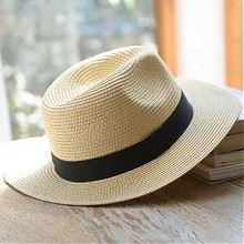 格调师夏季可折叠防晒太阳帽