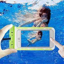 透明密封手机触屏防水袋