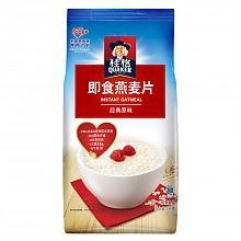 桂格即食燕麦片袋装1000g*5袋