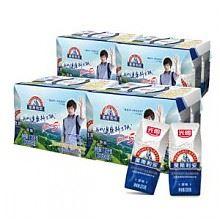 光明莫斯利安常温酸牛奶 200g*6盒*4件