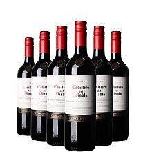 红魔鬼卡本妮苏维翁葡萄酒750ml*6瓶