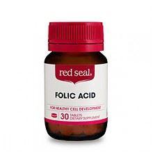 孕妈必备:红印 叶酸 30粒