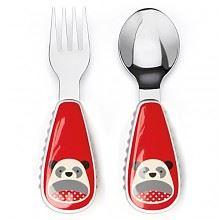 可爱动物园餐具叉和勺  39元