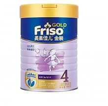 美素佳儿原装进口 金装4段儿童成长配方奶粉900g