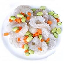 GUO LIAN冷冻生虾仁1kg