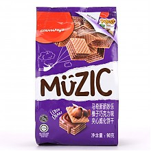Munchy's夹心威化饼干90g*4包