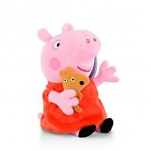 小猪佩奇毛绒玩具19cm