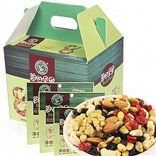限地区:森林大叔每日坚果零食礼盒26g*7包