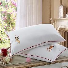 安睡宝枕头枕芯对枕双人48*74cm