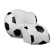 雅客集足球沙发