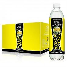 倍丽柠檬味苏打汽水500ML*15瓶/箱