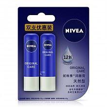 妮维雅天然型润唇膏4.8g*2