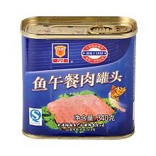 梅林鱼午餐肉罐头340g