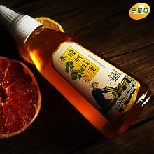 三蜜坊椴树蜂蜜+枣花蜂蜜
