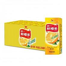 统一鲜橙多250ml*24盒