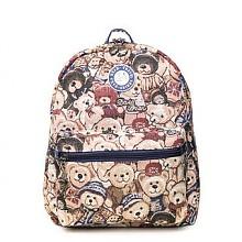 daka bear小熊图案背包