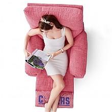 芝华仕单人头等舱布艺沙发多色可选