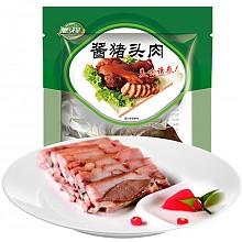 鹏程酱猪头肉225g+康师傅 金汤肥牛面